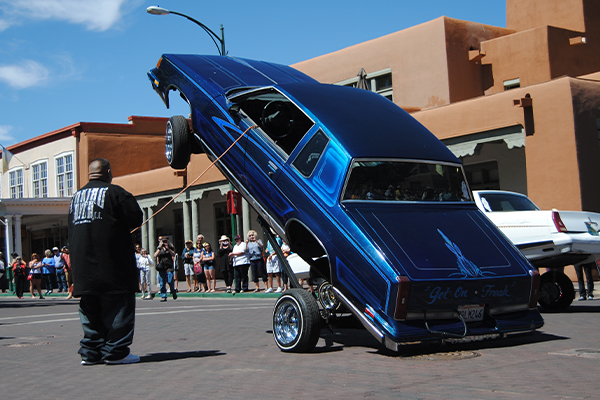 New Mexico's lowriders are rolling pieces of art | American Way