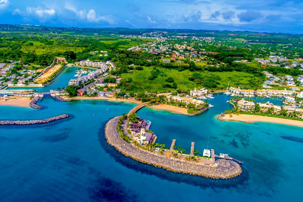 Where can Americans fly right now Barbados Sherpa