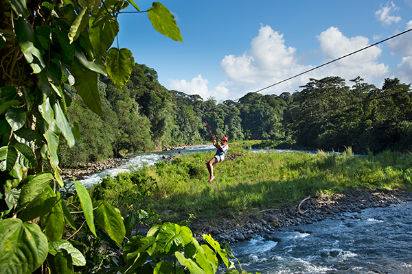 Where can Americans fly right now Costa Rica Sherpa